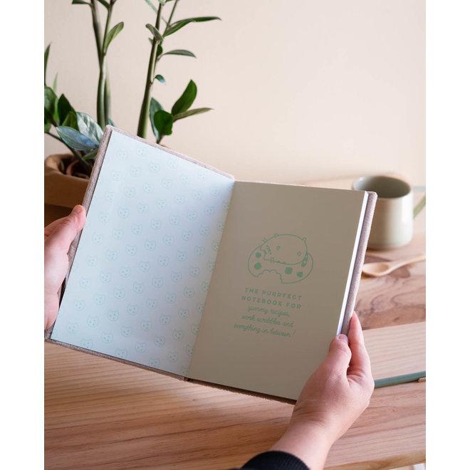 Pusheen A5 pluche notebook