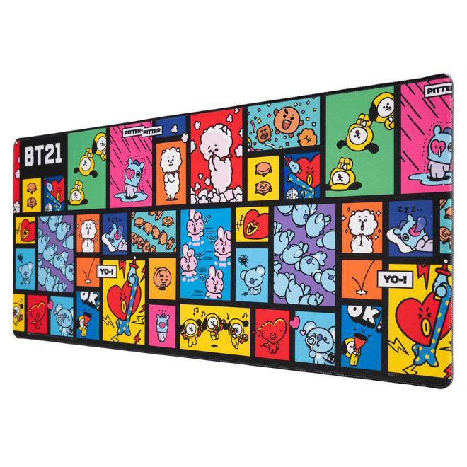 BT21 mouse pad XL