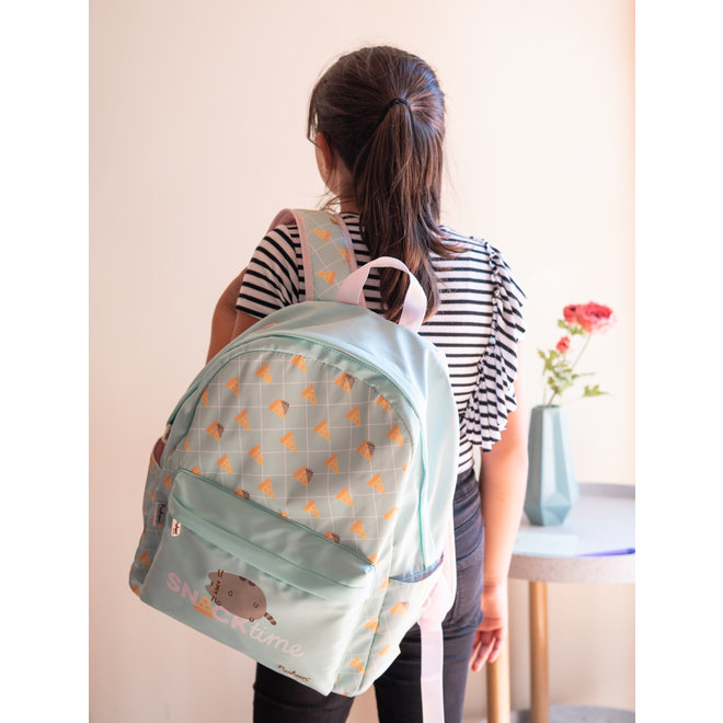 Pusheen backpack - Snack Time
