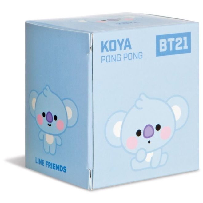 BT21 KOYA Baby Pong Pong 8 cm