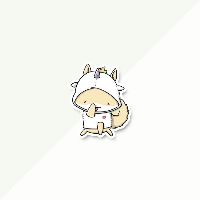 CutieSquad Sticker set - Dogs Unicorns (LIMITED!)