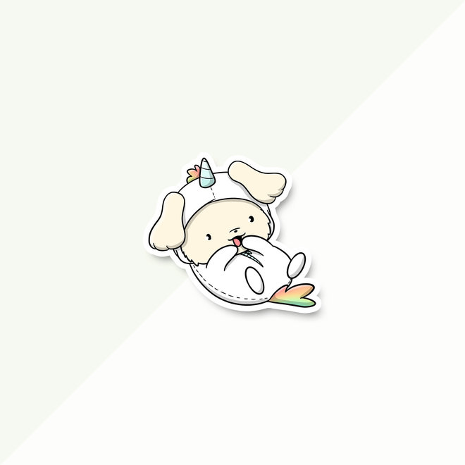 CutieSquad Stickerset - Dogs Unicorns (LIMITED!)