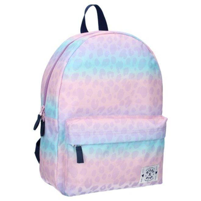 Milky Kiss backpack Stay Cute - Pastel