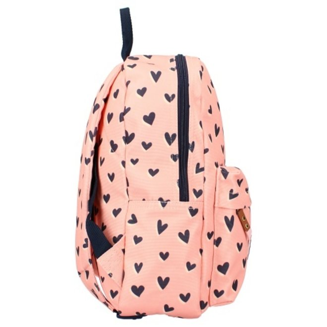 Milky Kiss backpack Love Land - Pink