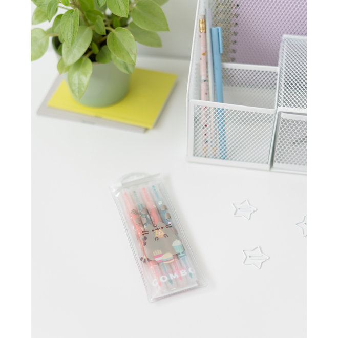 Pusheen higlighter set - Foodie Collection