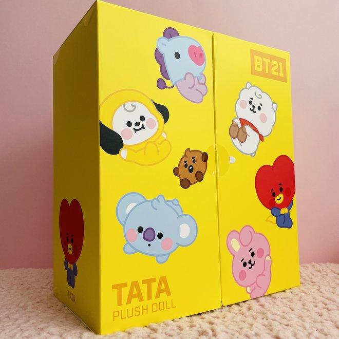 BT21 TATA Baby plush  - 20 cm