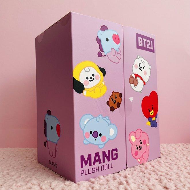 BT21 MANG Baby plush  - 20 cm