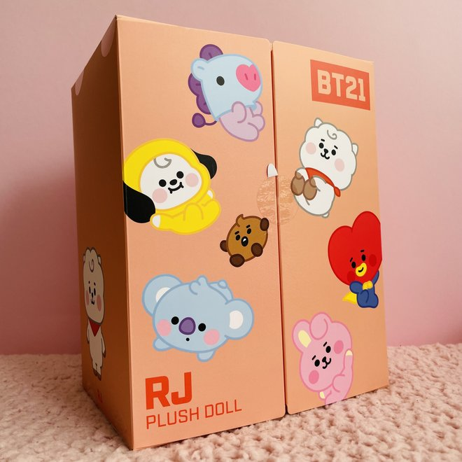 BT21 knuffel RJ Baby - 20 cm