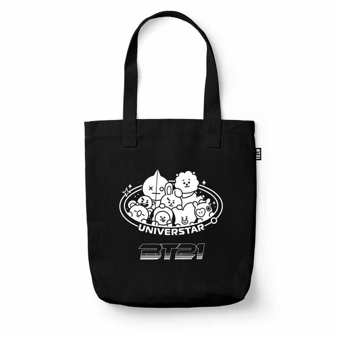 Totebag Universtar - all characters