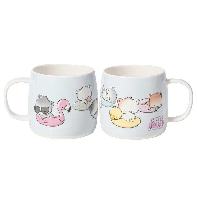 Mug - Poolfloat Cats