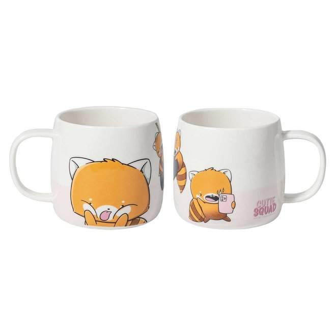 Mug - Silly Red Pandas