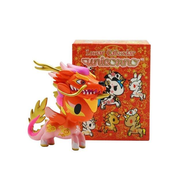 Blindbox - Unicorno Lunar Calendar Zodiac Series 1
