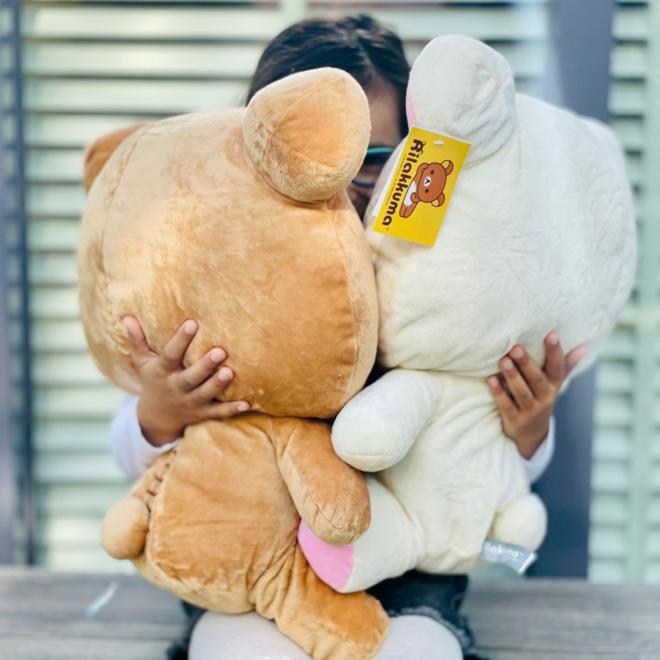 Rilakkuma knuffel - 48 cm
