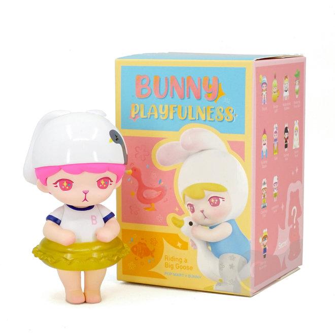 Bunny Playfulness - CuteStuff.nl