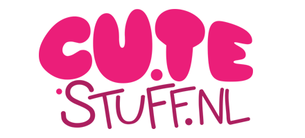 CuteStuff.nl is the best shop for the cutest gifts and lifestyle products. Look cute, play cute, be cute!
