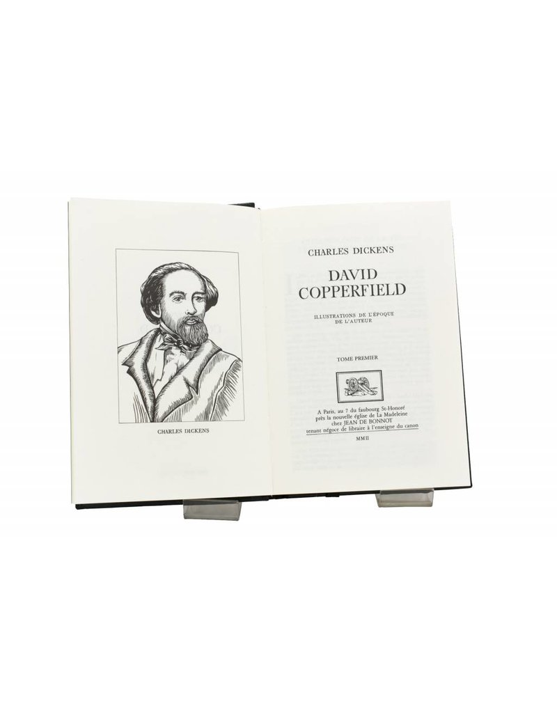 Dickens Charles  Dickens Charles  - David Copperfield - Tome 1