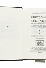 La Salle (Laisnel de) La Salle (Laisnel de) - Croyances et Légendes du cœur de la France - Tome 1