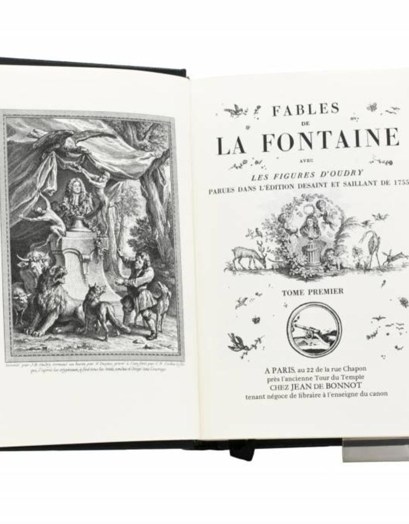 La Fontaine (Jean de) La Fontaine (Jean de) - Les Fables de La Fontaine - Tome 1