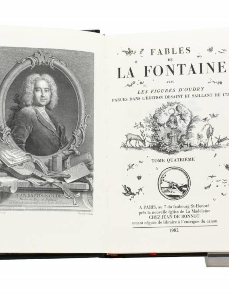 La Fontaine (Jean de) La Fontaine (Jean de) - Les Fables de La Fontaine - Tome 4
