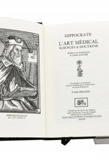 Hippocrate de Cos Hippocrate de Cos - L'Art Médical, Sciences et Doctrine - Tome 1