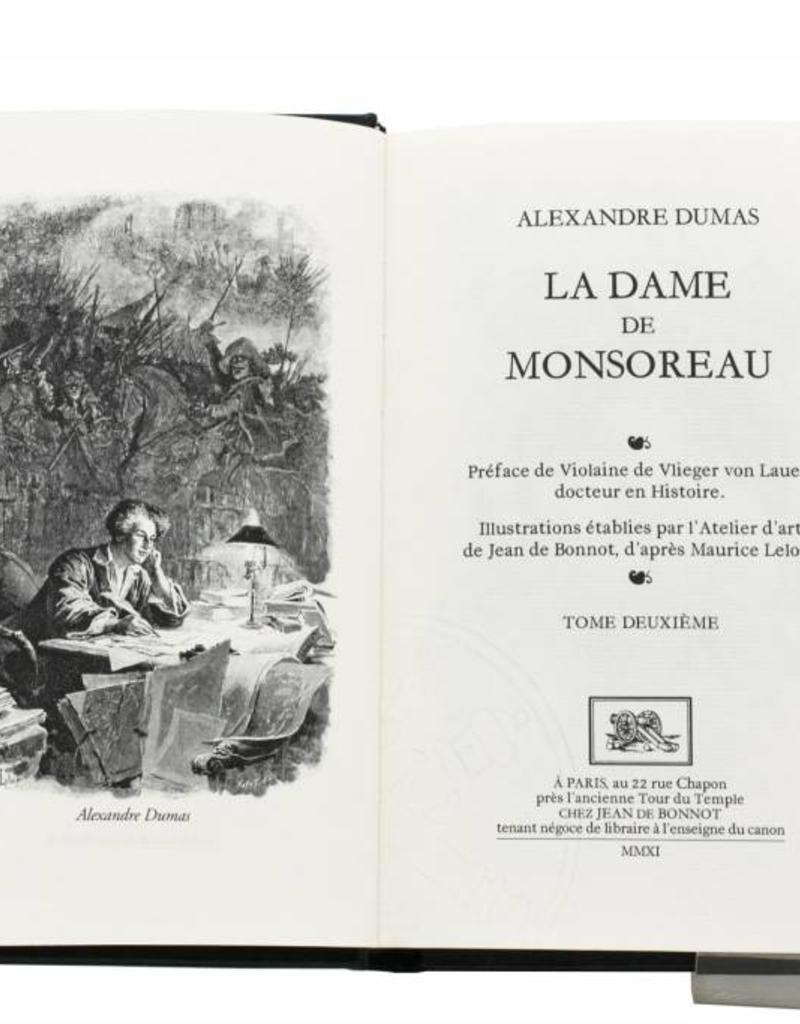Dumas (Alexandre) Dumas (Alexandre) - La Dame de Monsoreau - Tome 2