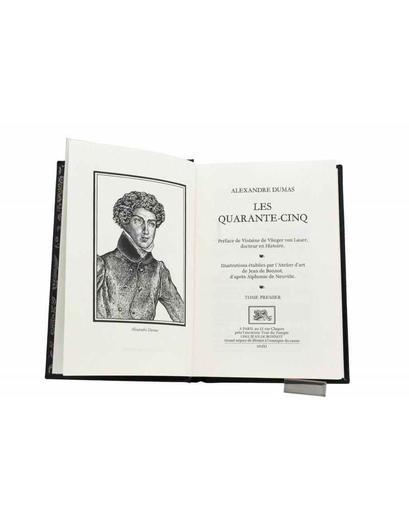 Dumas (Alexandre) Dumas (Alexandre) - Les Quarante-Cinq - Tome 1