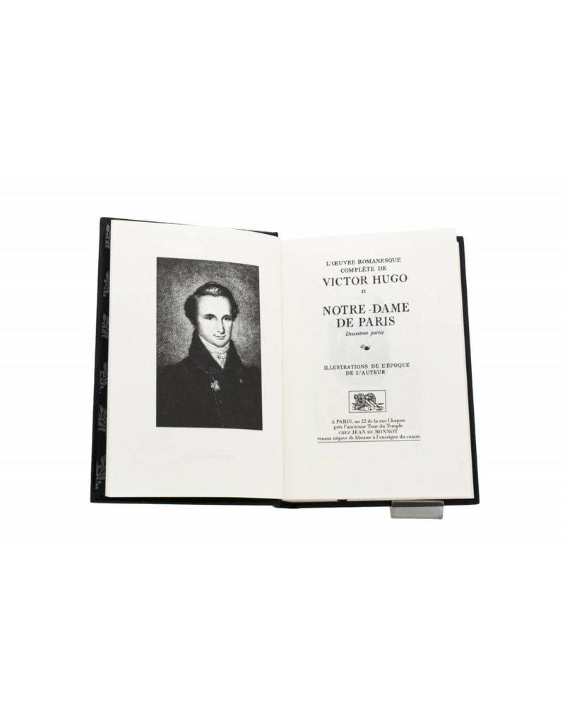 Hugo (Victor) Hugo (Victor) - Notre-Dame de Paris - 2ème partie - Tome 2