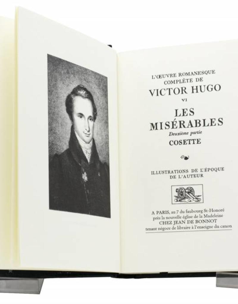 Hugo (Victor) Hugo (Victor) - Les Misérables - 2ème partie - Tome 6