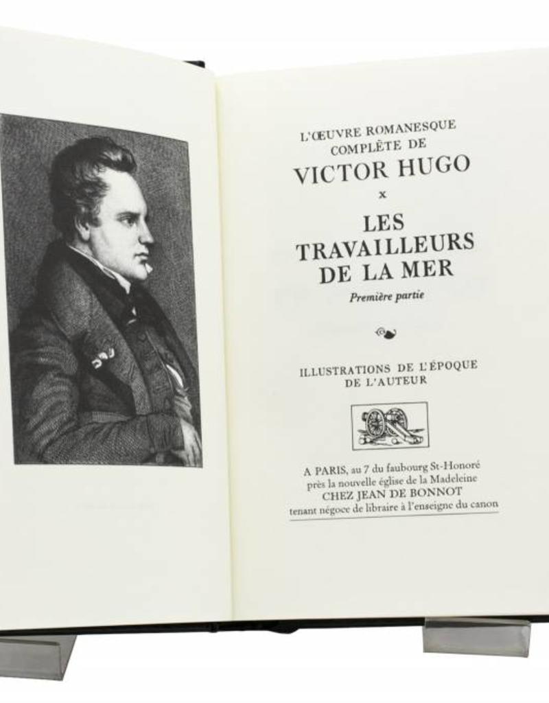 Hugo (Victor) Hugo (Victor) - Travailleurs de la Mer - 1ère partie - Tome 10