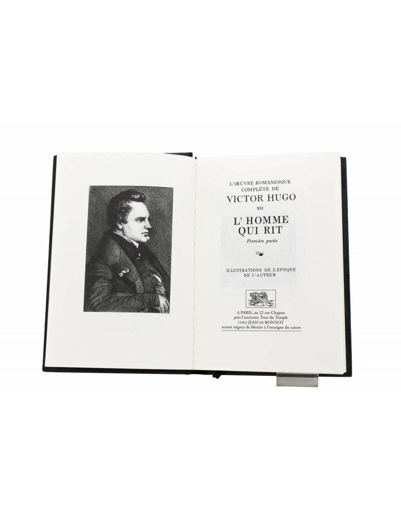 Hugo (Victor) Hugo (Victor) - L'Homme qui rit - 1ère partie - Tome 12