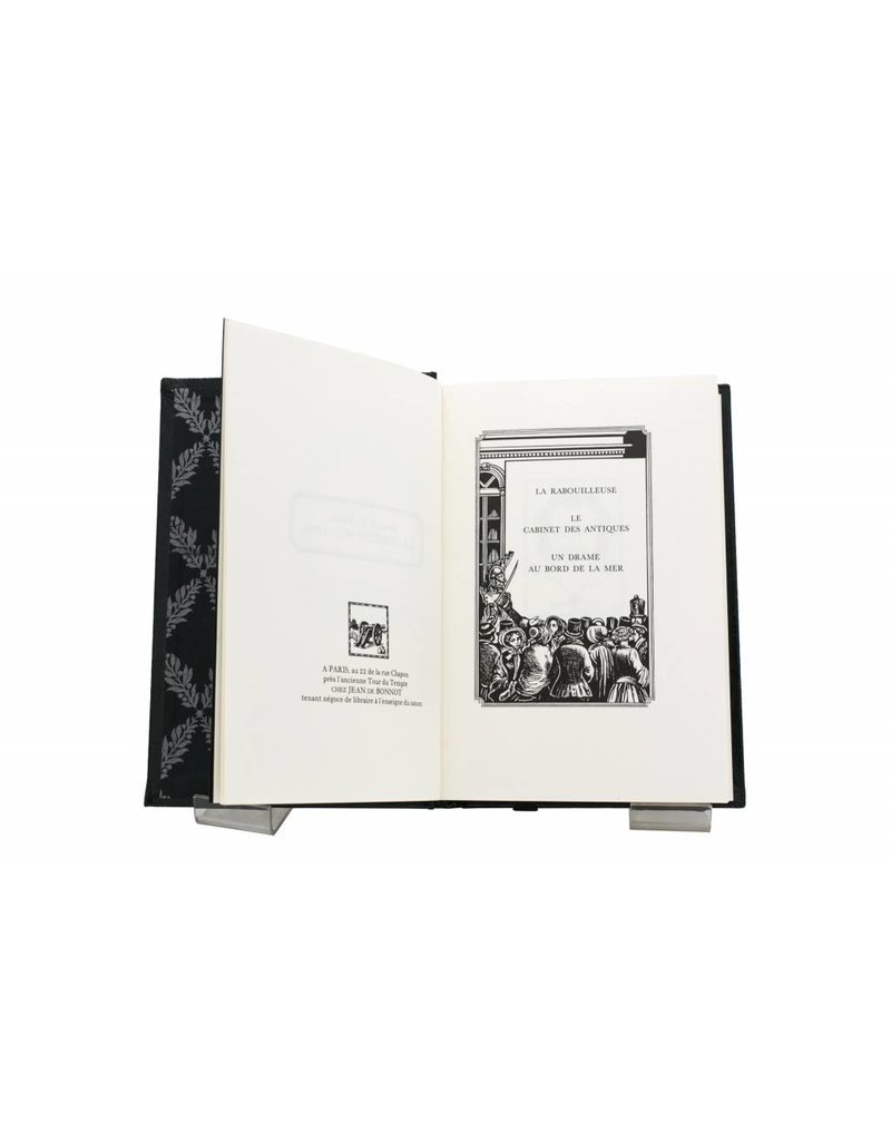 Balzac (Honoré de) Balzac (Honoré de) - La Rabouilleuse - Tome 8