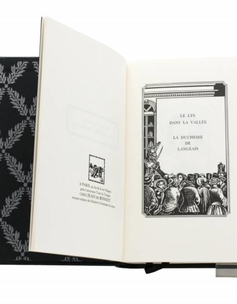 Balzac (Honoré de) Balzac (Honoré de) - Le Lys dans la vallée - Tome 11