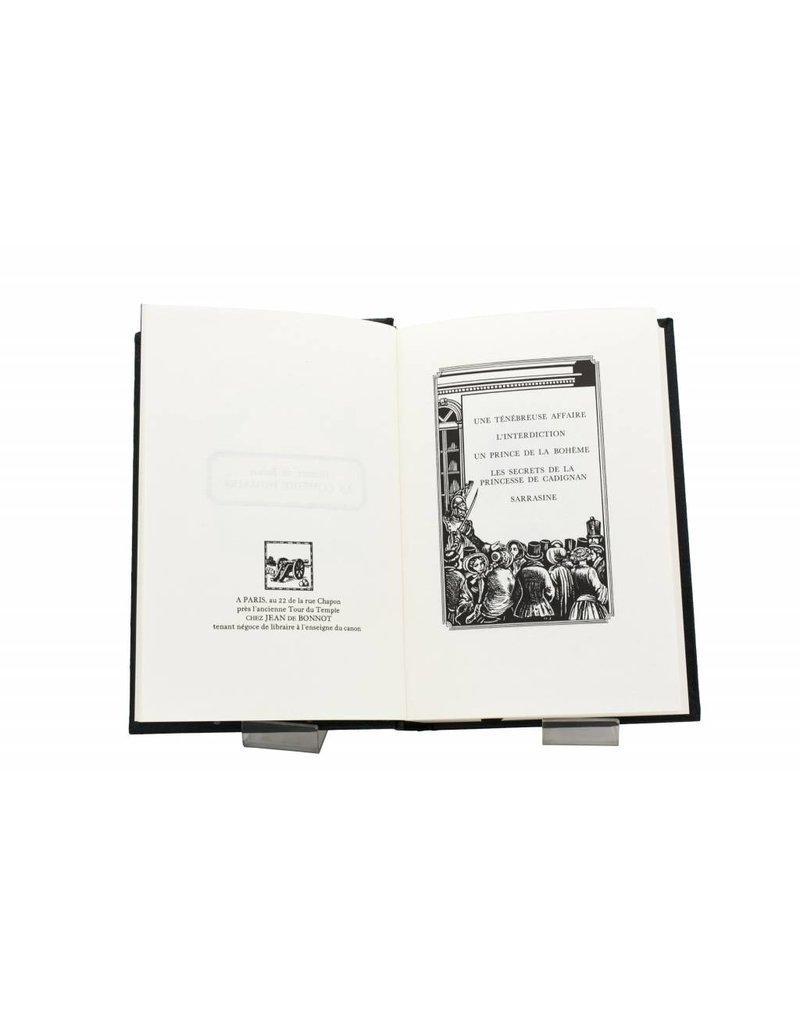 Balzac (Honoré de) Balzac (Honoré de) - Une ténébreuse affaire - Tome 18