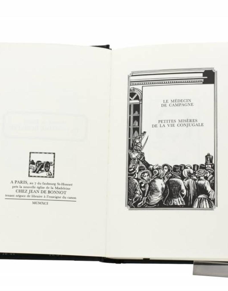 Balzac (Honoré de) Balzac (Honoré de) - Le Médecin de campagne - Tome 22