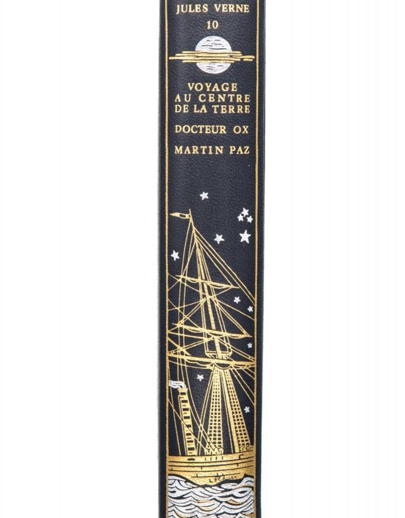 Verne (Jules) Verne (Jules) - Voyage au centre de la Terre - Tome 10