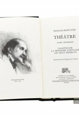 Rostand (Edmond) Rostand (Edmond) - Théatre - Chantecler - Tome 3