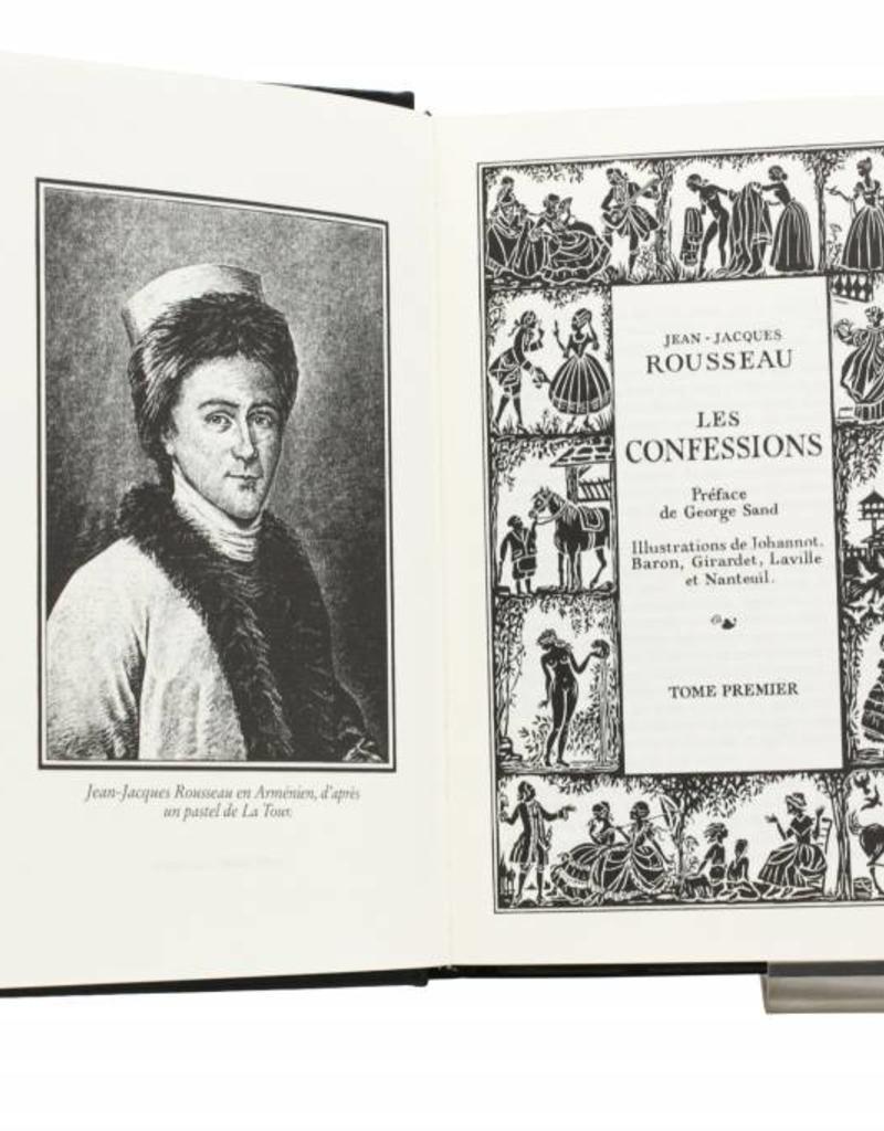 Rousseau (Jean-Jacques) Rousseau (Jean-Jacques) - Les Confessions - Tome 1