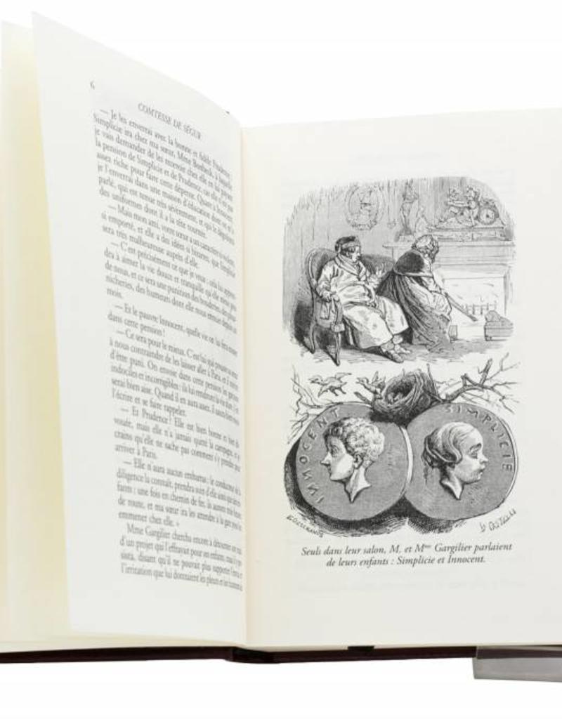 Ségur (Comtesse de) Ségur (Comtesse de) - Les Deux Nigauds - Pauvre Blaise - Tome 5
