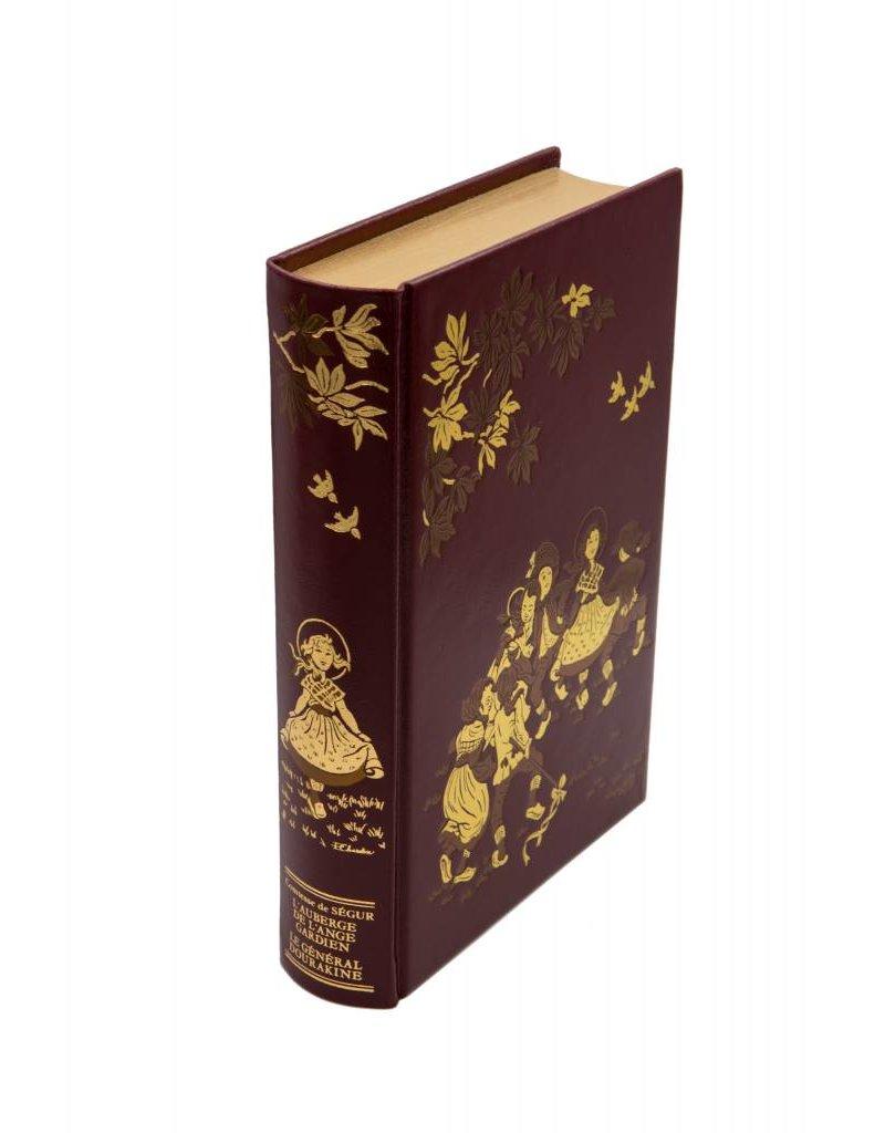 Ségur (Comtesse de) Ségur (Comtesse de) - L'Auberge de l'Ange-Gardien - Le Général Dourakine - Tome 6
