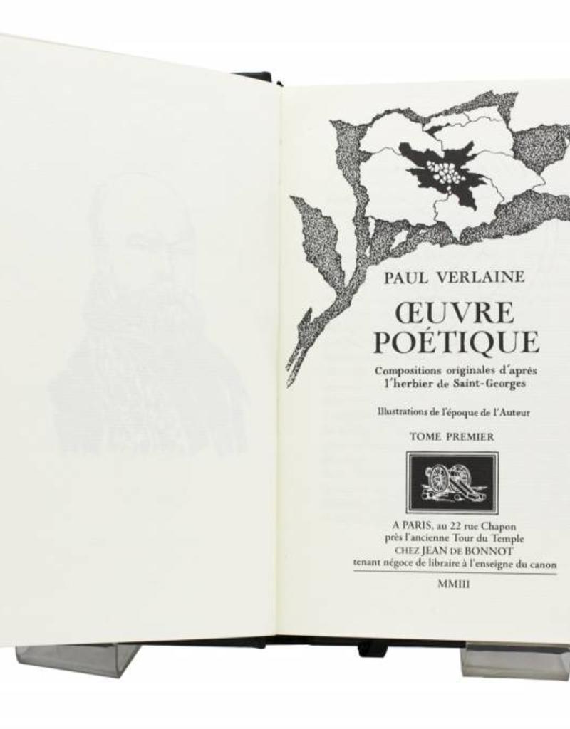 Verlaine (Paul) Verlaine (Paul) - Poésies - Tome 1