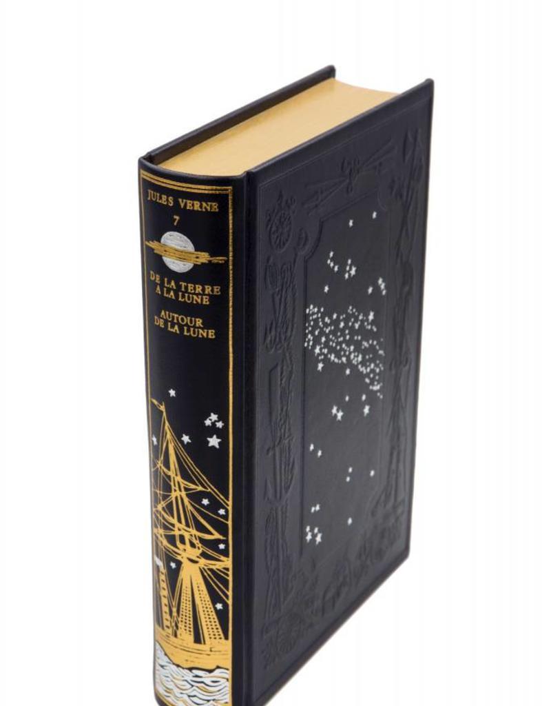Verne (Jules) Verne (Jules) - De la Terre à la Lune - Tome 7