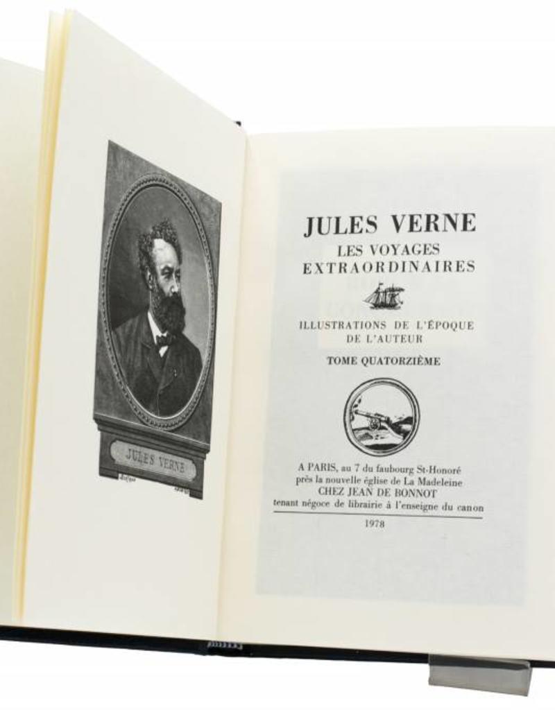 Verne (Jules) Verne (Jules) - Robur le Conquérant, Maître du monde - Tome 14