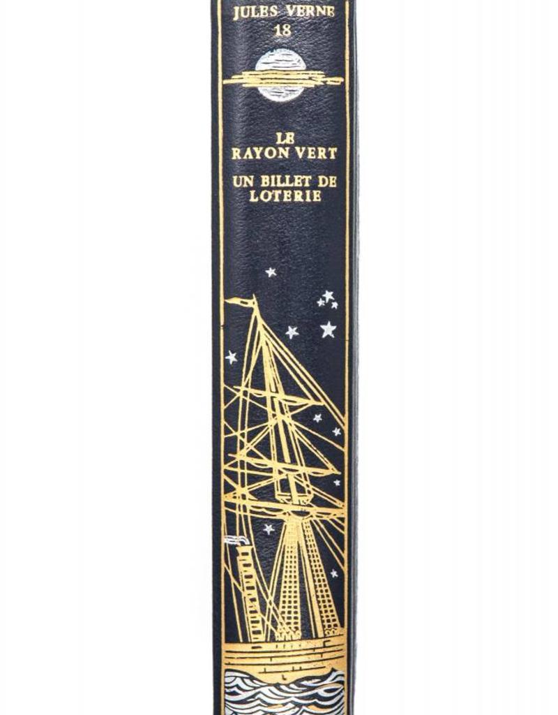Verne (Jules) Tome 18 : Le Rayon Vert - Un billet de Loterie