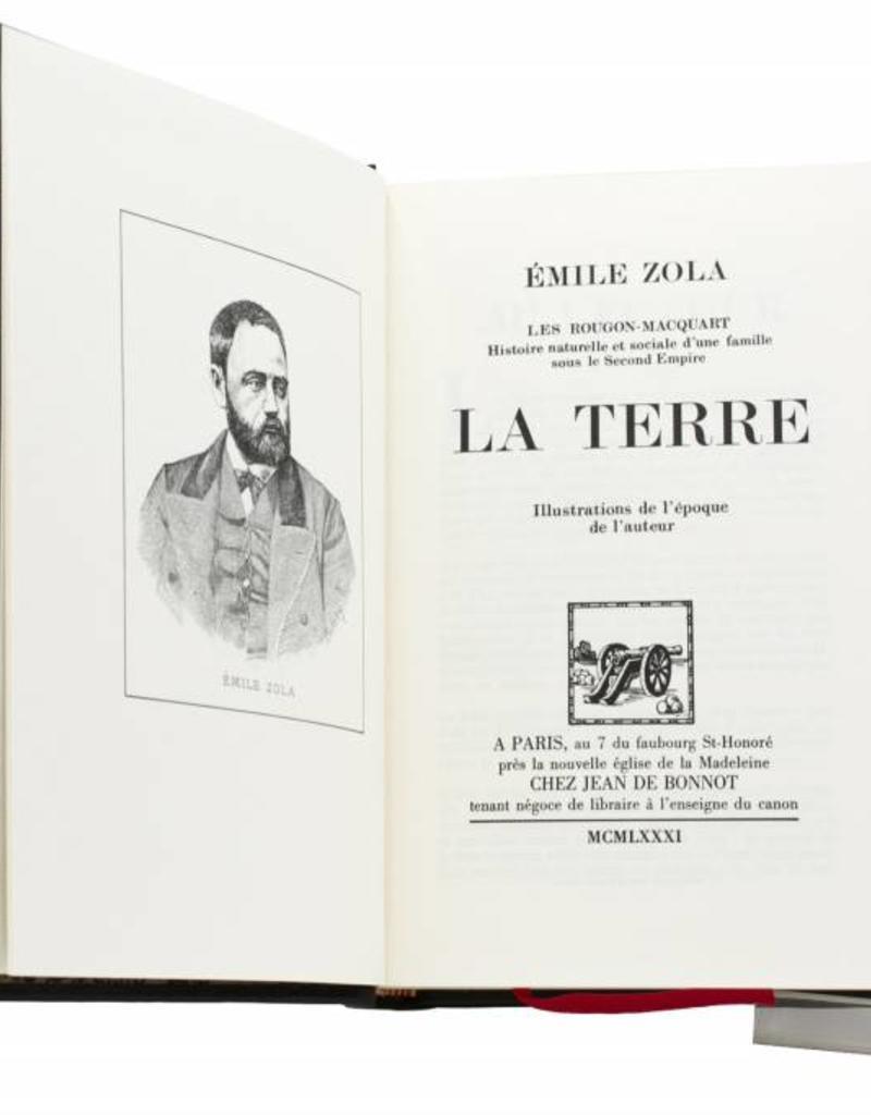 Zola (Emile) Zola (Emile) - La Terre - Tome 3