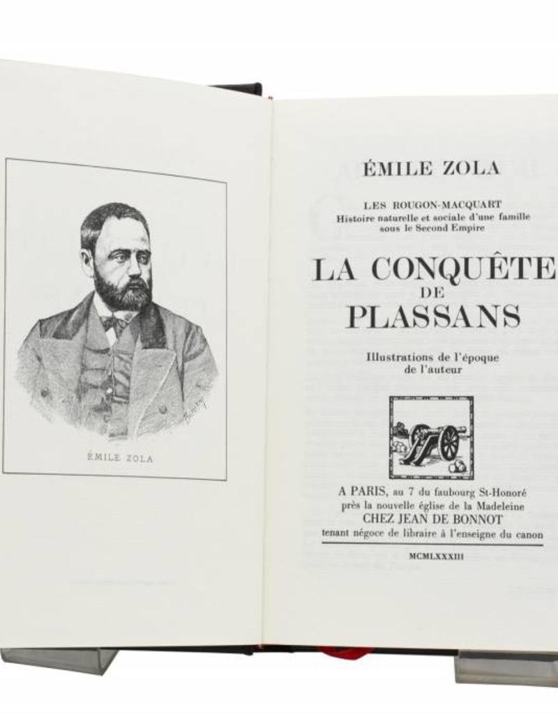 Zola (Emile) Zola (Emile) - La Conquête de Plassans - Tome 10
