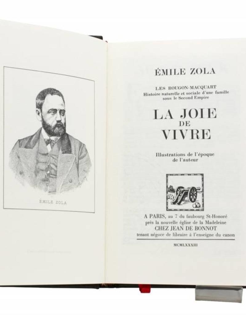 Zola (Emile) Zola (Emile) - La Joie de Vivre - Tome 14