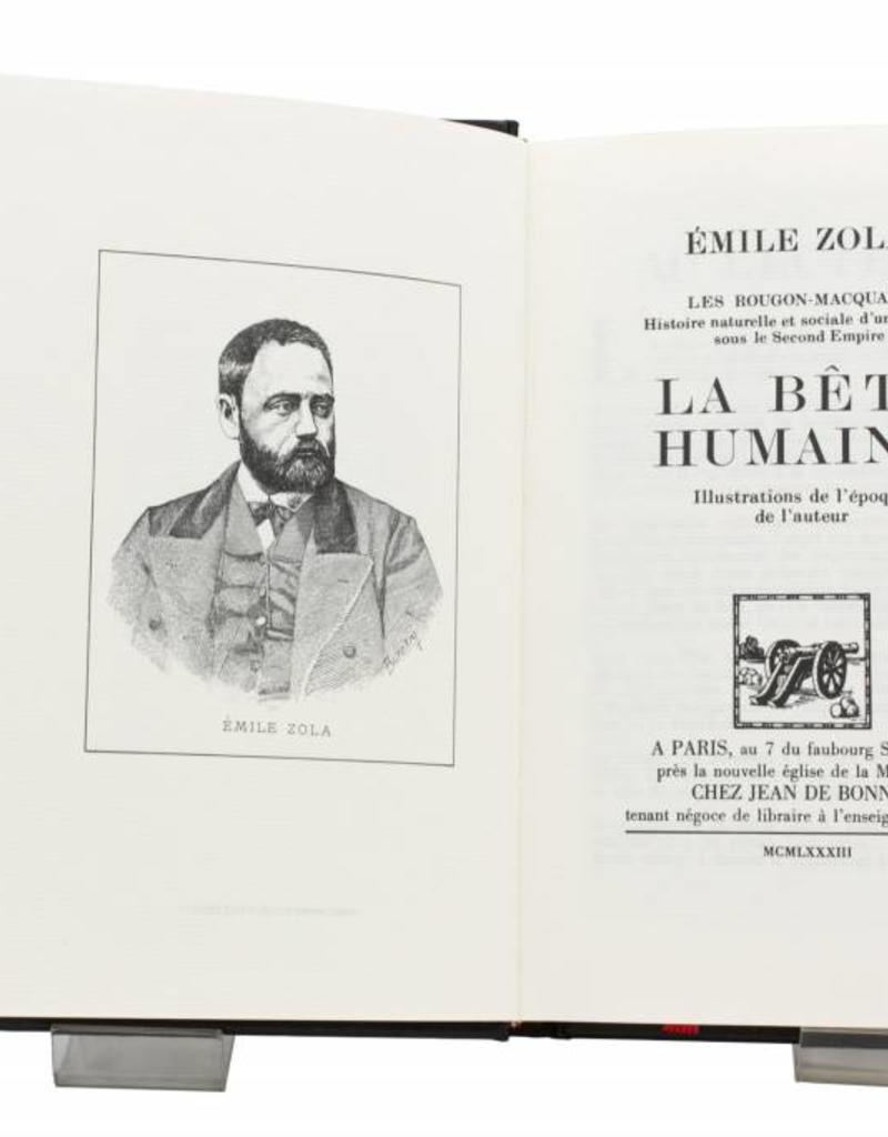 Zola (Emile) Zola (Emile) - La Bête humaine - Tome 17