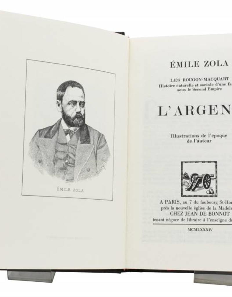 Zola (Emile) Zola (Emile) - L'Argent - Tome 18