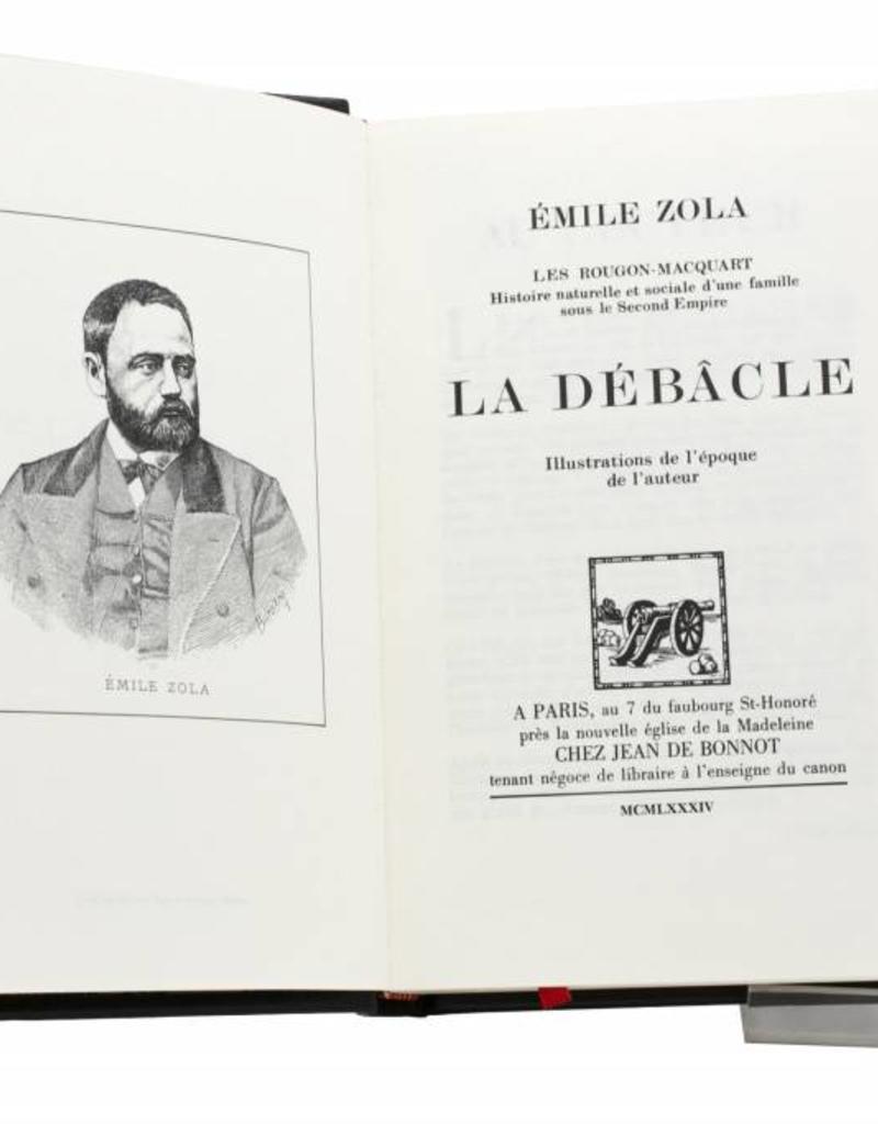 Zola (Emile) Zola (Emile) - La Débâcle - Tome 19