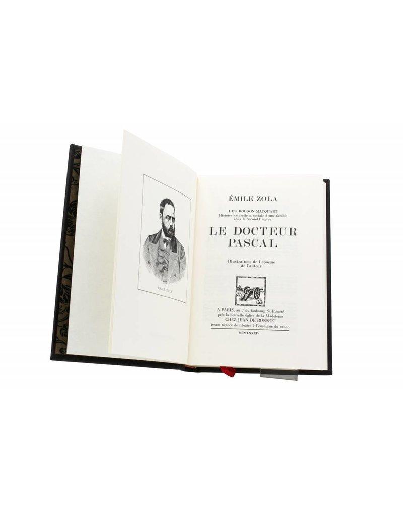 Zola (Emile) Zola (Emile) - Le Docteur Pascal - Tome 20